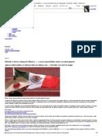 Moody's eleva rating do México — o novo queridinho entre os emergentes