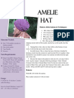 Amelie Hat