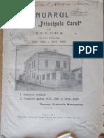 Anuarul Liceului Principele Carol