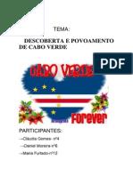 História de Cabo Verde