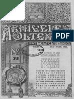Arhivele Olteniei 07, Nr. 35, Ianuarie - Februarie 1928