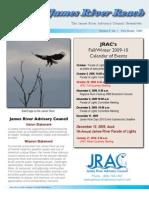 Jrac Fall 09 News Final 9-30