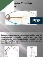 Movimiento Circular Uniforme