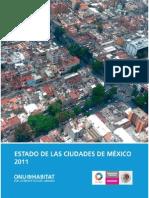 Estado de las Ciudades de México 2011