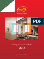 Catalogo Exultt 2013