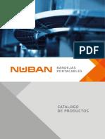 NUBAN Bandejas Portacables 2013