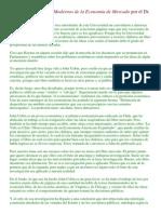 Cópia de Ensayos Sobre Temas Modernos de la Economía de Mercado por el Dr