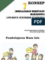 Strategi Pembelajaran Berbasis SCL