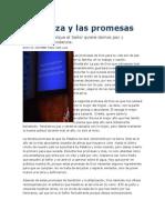 La Pereza y Las Promesas