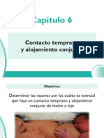 6 Contacto Temprano