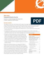 Integrated Enterprise Security