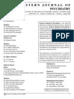 Journal Eastern Psychiatry 09