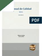 MC01 - Manual de Calidad