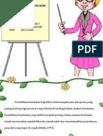 Proses belajar mengajar