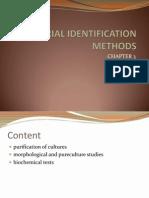 Bacterial Identification Method