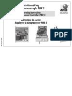 ARIS Manual PMR3 de-En-fr