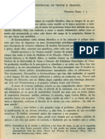 Idioate. Florentino - El Analisis Existencial de Viktor E.franckl