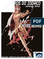 Novas Regras de Ataque Especial CDZ RPG