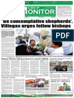 CBCP Monitor Vol. 18 No. 3