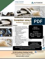 Afiche Inventor Essentials Febrero 2014