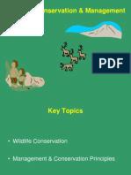Hunter Safety 11 - Wildlife Management