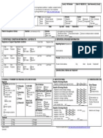 cdr form