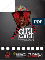 Gira Nacional 2014