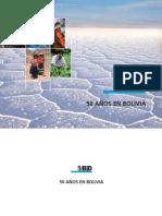 BID-50 años en Bolivia