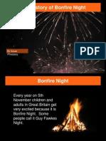 Bonfire Night History Ks2