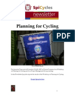 Spicycles Cycling Planning