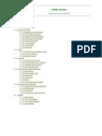 HTML Primer