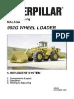992 G Wheel Loader 5IMPLEM