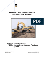 Manual Del Estudiante 330C v2006