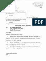 Judge's CCSD decision