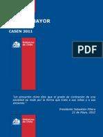 Resultados Adulto Mayor Casen 2011