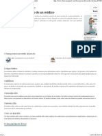 Descripción del trabajo de un médico _ eHow en Español