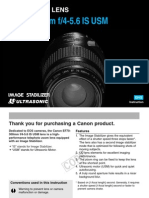 Canon 70-300mm IS USM lens instructions.pdf