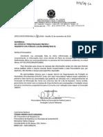 Proposta de Plano de Consulta da Fundação Cultural Palmares – Quilombolas Calha Norte, Pará e Mineração Rio Norte.