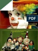 Dia Do Idoso - Retratos Palhacos