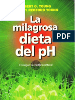 La Milagrosa Dieta PH