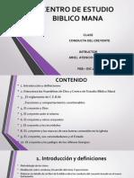 Clase Conducta Del Creyente 2013