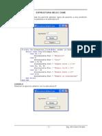 Sesiòn 04 Estructura Select Case y Tipos de datos
