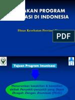 Kebijakan Program Imunisasi Di Indonesia