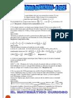 Solucionario Onem 2009-Fase II - Nivel 1