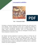 Catolicismo Romano e seu purgatório antibíblico