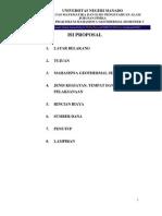 Proposal Praktikum Final