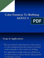 Rubbing - Aatcc