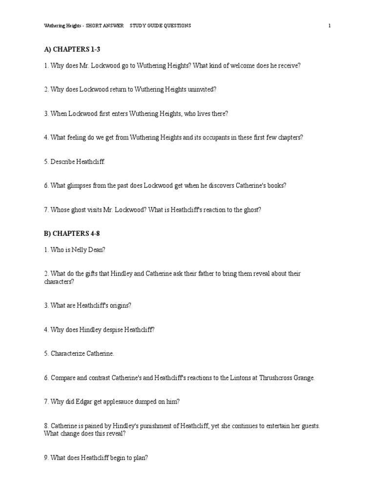 what are heathcliffs origins