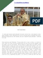 Transubstanciação e a blasfêmia da Missa