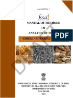 Analytical Quality Standard Methods